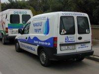 Autó matrica, dekoráció Szeged